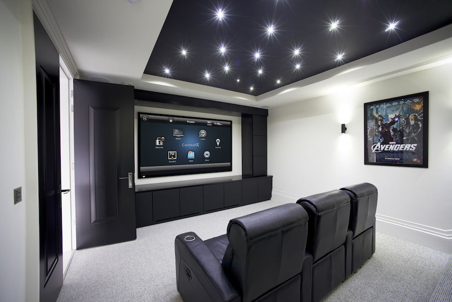 3 Key Components of a Top-Notch Home Theater Design