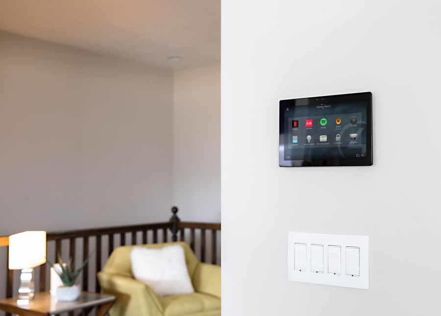 Control4 Makes Your Home More Intuitive
