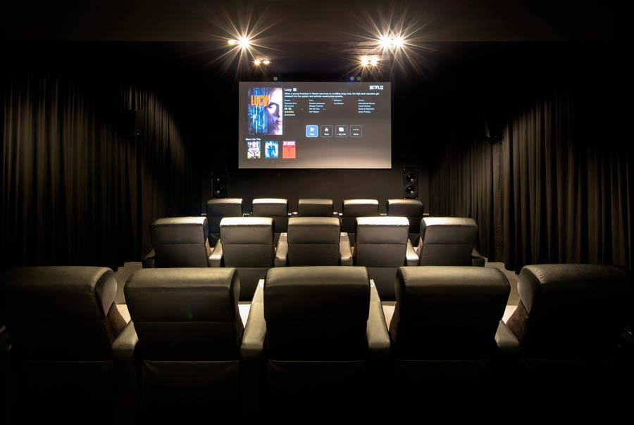 Thinking About a Custom Home Theater?