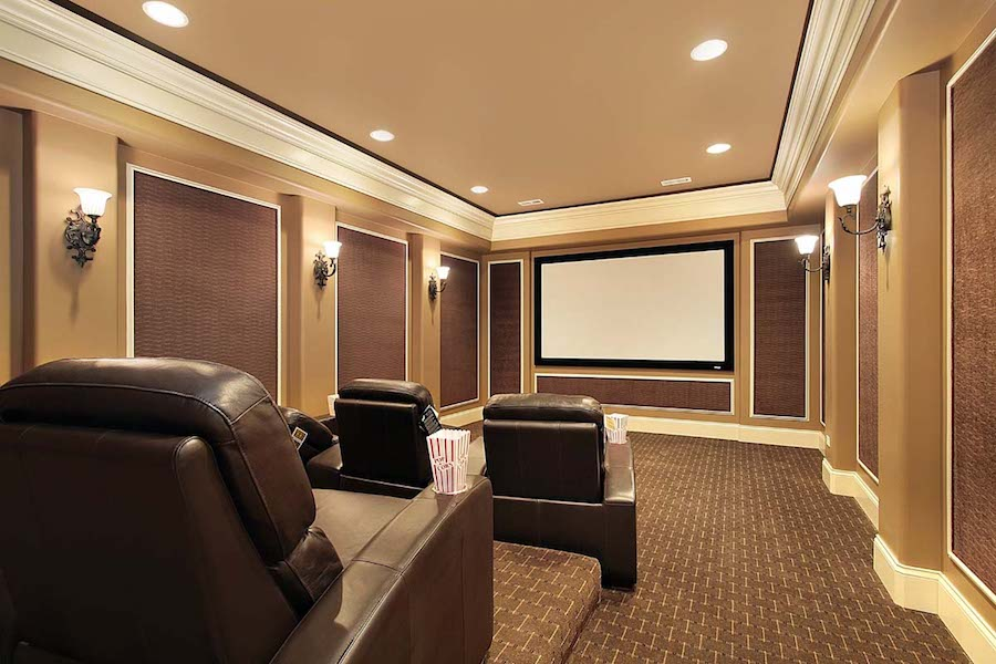 Elevate Your Home Entertainment with a Private Cinema