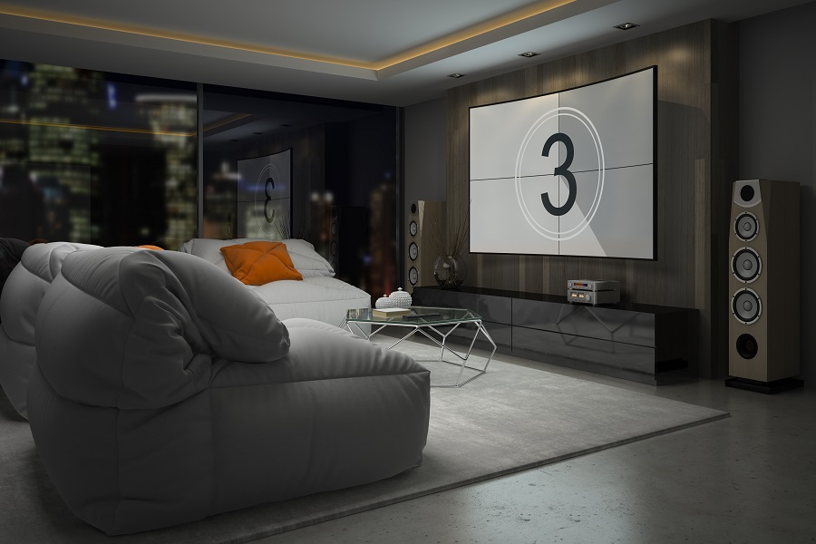 The Essential Elements of Home Theater Design